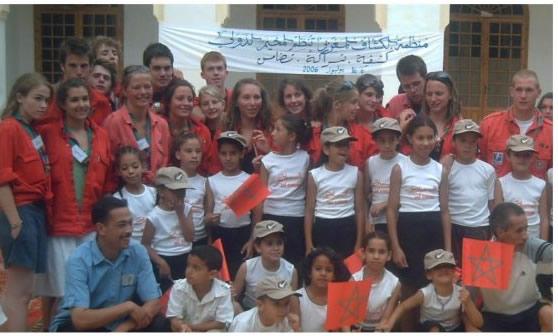 Rencontre free maroc